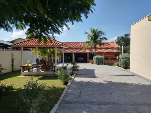 Imagem 1 de 30 de Chácara À Venda - Residencial Itaqueri - Charqueada/sp - Ch0228