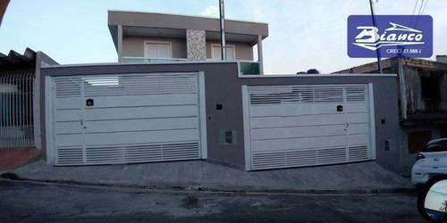 Imagem 1 de 26 de Sobrado Com 3 Dormitórios À Venda, 122 M² Por R$ 700.000,00 - Vila Milton - Guarulhos/sp - So1618