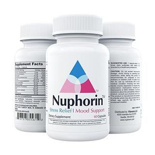 Nuphorin Ansiedad Relief :: # 1 De Acción Rápida Suplemento