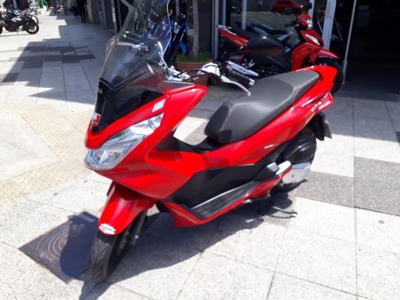 Honda Pcx 150 2018 Usada Ahora 12/18 Givi Centro Motos