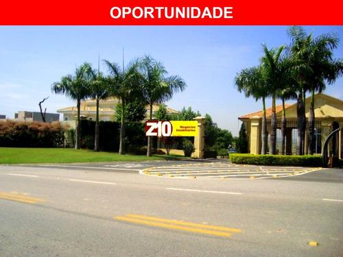 Z10 Imovies - Te06378 - At 560m² - Terreno Com Topografia E Vista Esplendida Em Condomínio Alto Padrão- Vila Paradiso / Indaiatuba - Te06378 - 69670567