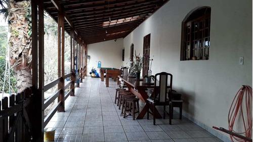 Imagem 1 de 25 de Chácara Com 3 Dorms, Pouso Alegre, Ribeirão Pires - R$ 680 Mil, Cod: 1734 - V1734
