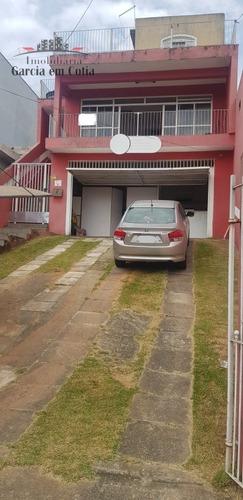 Casa A Venda No Bairro Vila Monte Serrat Em Cotia - Sp.  - 96-1