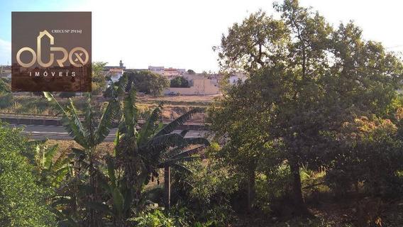 Oportunidade ! Área Residencial À Venda, Jardim Califórnia, Franca. - Ar0004