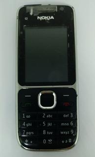 Nokia C2-01 Preto Com Defeito Sem Garantia