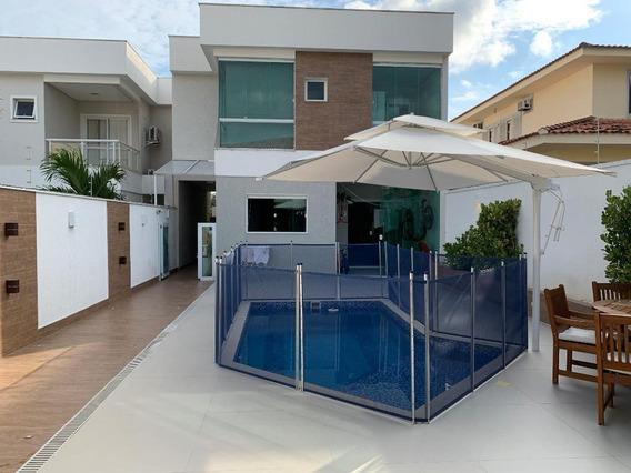 Casa Com 4 Dormitórios À Venda, 249 M² Por R$ 1.800.000,00 - Camboinhas - Niterói/rj - Ca0361