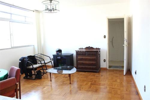 Excelente Apartamento No Jardim América. - Pj52505