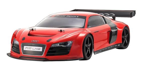 Automodelo Kyosho 1:8 Inferno Gt2 Elétrico Audi R8 Vermelho