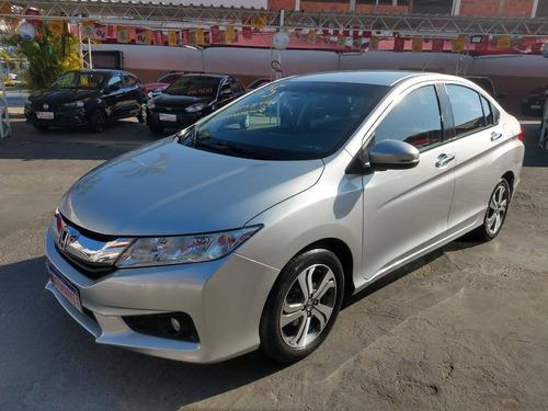 Imagem 1 de 9 de Honda City 1.5 Ex 16v Flex 4p Automático