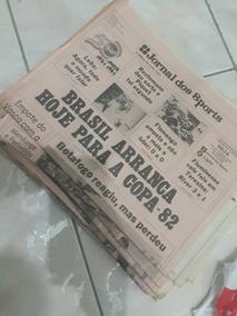 Jornal Antigo De 1980,tenho De Vários Meses.