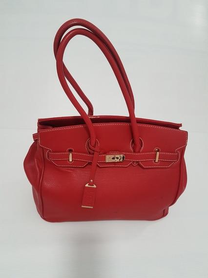 Cartera American Pie -color Rojo -