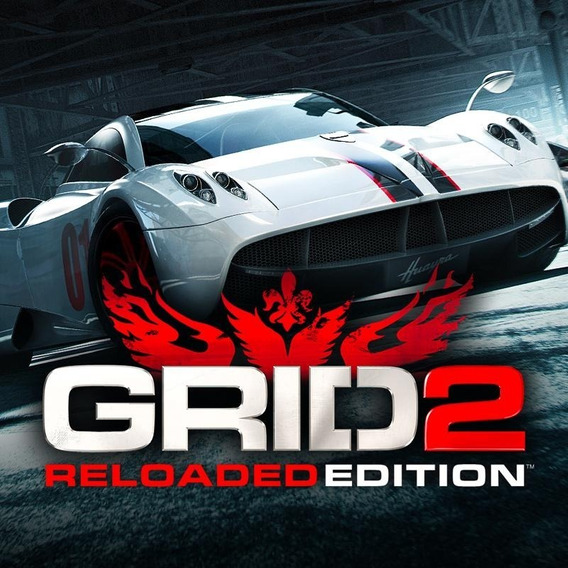 Grid 2 Reloaded Edition - Pc Mídia Digital + Jogo Grátis