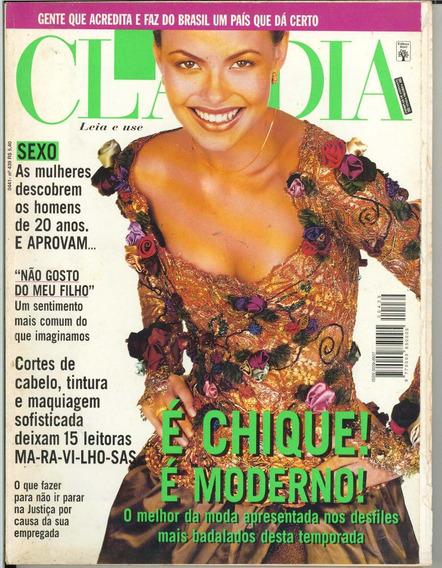 Revista Claudia - Abril/1998