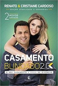 Livro Casamento Blindado 2.0 Seu Casamento Prova De Divorcio