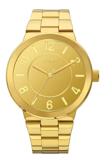 Relógio Euro Feminino Espelhados Eu2036yld/4k - Dourado