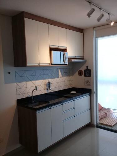 Studio Para Alugar, 36 M² Por R$ 2.290,00/mês - Vila Augusta - Guarulhos/sp - St0063