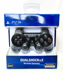 Control Playstation 3 Dualshock - Inalámbrico Ps3