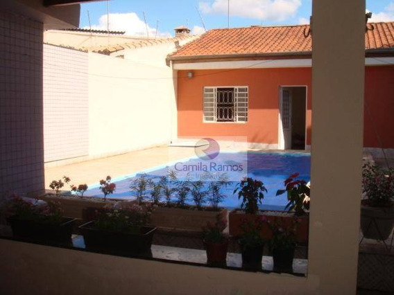 Casa Residencial À Venda, Parque Suzano, Suzano. - Ca0164