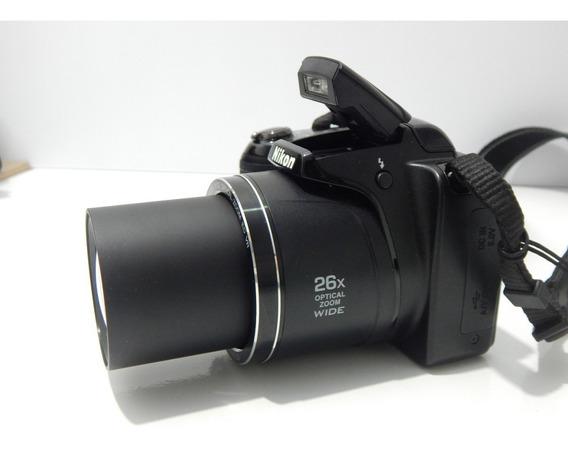 Câmera S-profissional Nikon L330