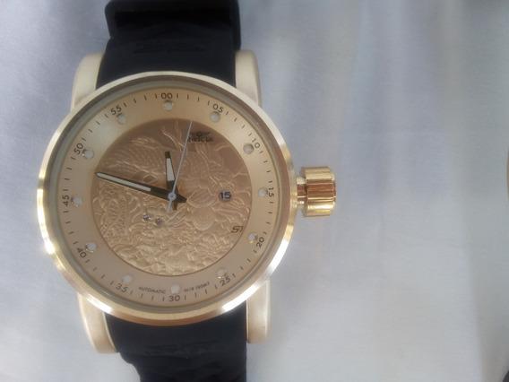Relógios Masculinos Dourado Pesado Promoção.