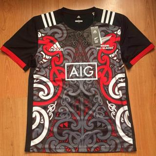 Jersey Rugby All Blacks Nueva Zelanda Maori