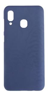 Funda Samsung A20 A30 A50 - Tpu Silicona Común Colores