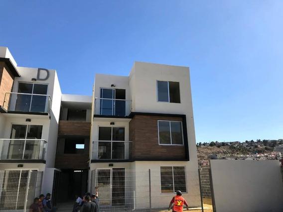Departamento En Renta La Paz, Lorgroño Residencial (frente A La Rioja)