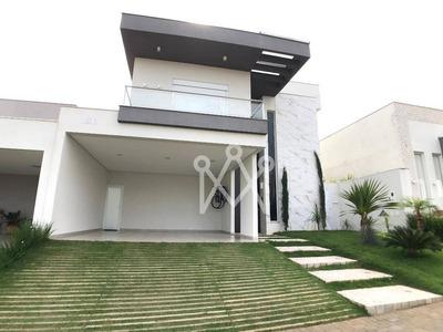 Casa Residencial À Venda, Jardim Botânico, Uberlândia - Ca0456. - Ca0456