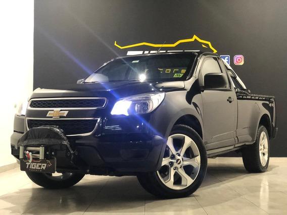 Chevrolet S10 Ls 4x4 2014 Blindada Diesel- Com Chave Reserva