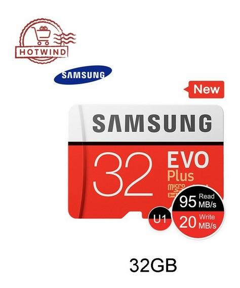 Cartão De Memoria 32 Gb Original Evo+ Classe Hc 1 U Rapido