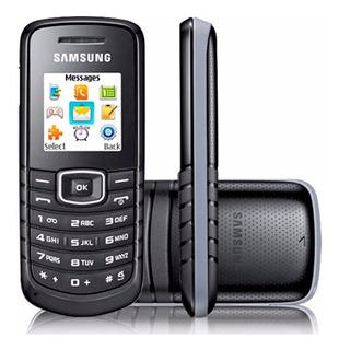 Samsung E1086 - Só Funciona Vivo, Fm, Entrada Antena Externa