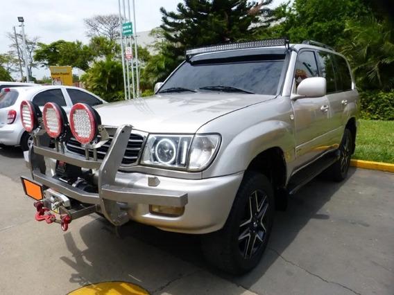 Toyota Sahara Europa Blindada