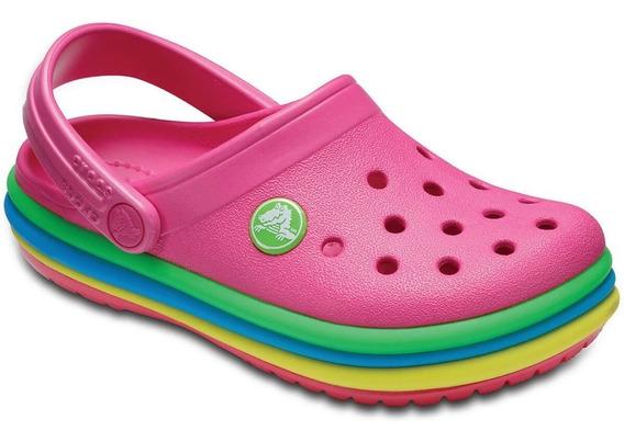 Crocs Crocband Niño Varios Colores