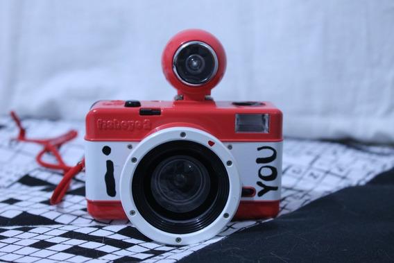 Fisheye 2 Lomography Camera