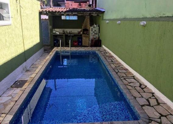 Casa Em Pacheco, São Gonçalo/rj De 145m² 3 Quartos À Venda Por R$ 394.000,00 - Ca214270