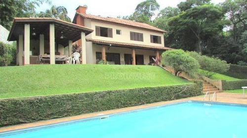 Granja Viana, Casa Com 3 Dormitórios À Venda, 200 M² Por R$ 1.469.000 - Forest Hills - Jandira/sp - Ca16712