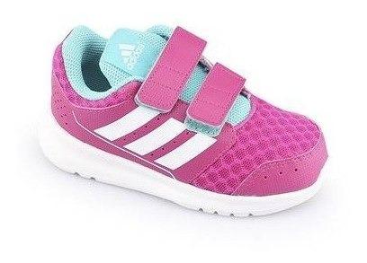 Tênis Feminino adidas Lk Sport 2 Cf Infantil + Kit De Meias Nike