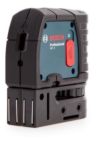 Nivel Laser Autonivelante Bosch Gpl 3 Puntos 30 Mts Plomada