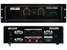 Amplif.markaudio De Potencia Mk8500/c