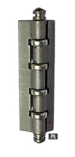 Bisagra A Municion 124 X 45 X 3 Mm Con 4 Rulemanes Art 316