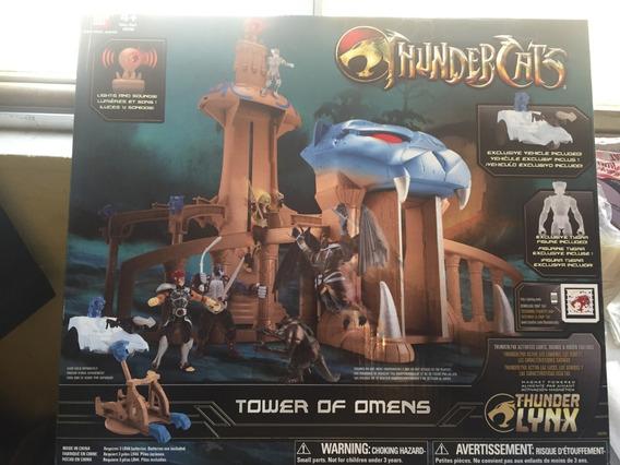 Thundercats Tower Of Omens - Bandai - Bonellihq L18