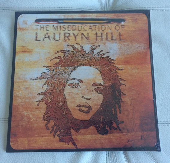 Lp Duplo The Miseducation Of Lauryn Hill Lacrado Europeu