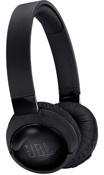 Fone De Ouvido Jbl Tune 600bt Nc Preto - Sem Fio Bluetooth