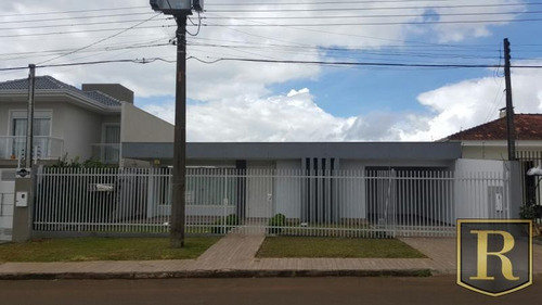 Imagem 1 de 15 de Casa Para Venda Em Guarapuava, Bonsucesso, 4 Dormitórios, 2 Banheiros, 2 Vagas - Cs-0085_2-444806
