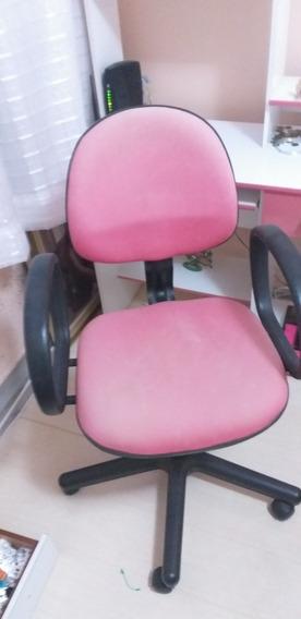 Mesa Para Computador + Cadeira