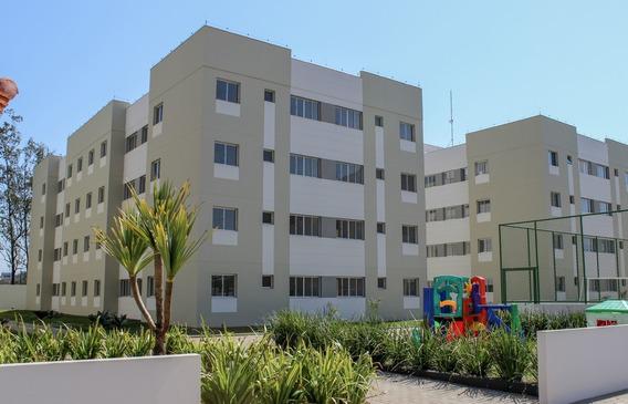 Apartamento Em Cambé, 47,84m², 2 Quartos - Jd. Santo Amaro