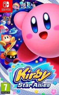 Kirby Star Allies - Nintendo Switch - Hobbiegames.cl