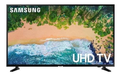 """Imagen 1 de 4 de Smart TV Samsung Series 6 UN55NU6900BXZA LED 4K 55"""" 110V - 120V"""