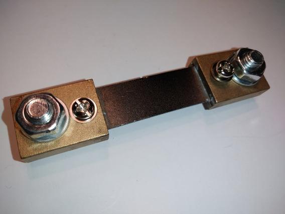 Shunt Resistor 100a 75mv P/ Amperímetro Sensor