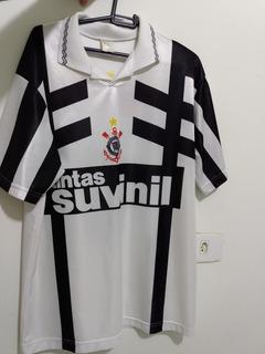 Camisa Corinthians Retrô Ted Lapidus